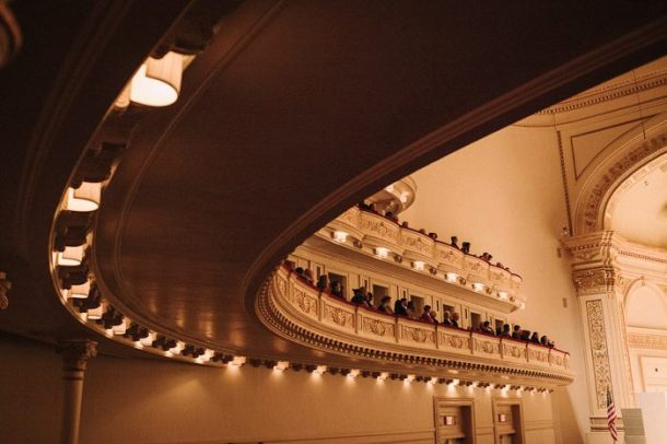 Judi Huck Carnegie Hall
