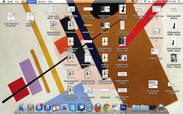 Judi Huck desktop